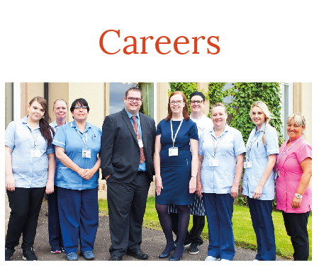 Careers at Hutton Park